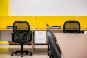 postazioni spazio coworking